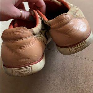 Coach Shoes - Coach sneaker
